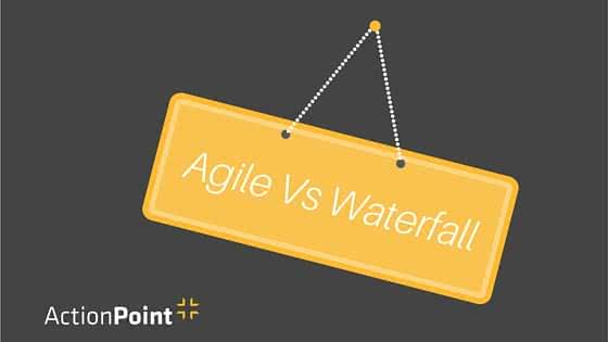 Agile v waterfall1