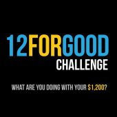 The 12 For Good Challenge in response to COVID-19 from Bresee Foundation and ActionPoint